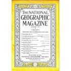 Cover Print of National Geographic Magazine, August 1934