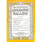 Cover Print of National Geographic Magazine, August 1938