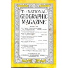 Cover Print of National Geographic Magazine, August 1940