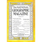 Cover Print of National Geographic Magazine, August 1941