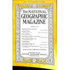 Cover Print of National Geographic Magazine, August 1942