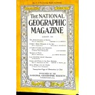 Cover Print of National Geographic Magazine, August 1944