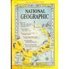 National Geographic, August 1960