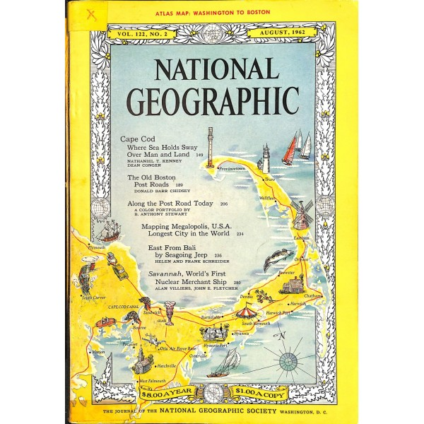 National geographic magazine august 1960 national geographic august 1960 gumiabroncs Image collections