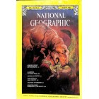 National Geographic Magazine, August 1978