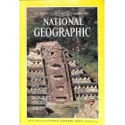 Cover Print of National Geographic Magazine, August 1980