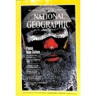 Cover Print of National Geographic Magazine, August 1982