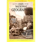 Cover Print of National Geographic Magazine, August 1986