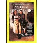 National Geographic, August 1990
