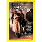 Cover Print of National Geographic Magazine, August 1990