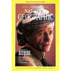 Cover Print of National Geographic Magazine, August 1992