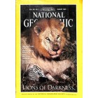 Cover Print of National Geographic Magazine, August 1994