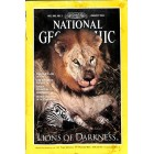 National Geographic Magazine, August 1994