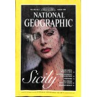 Cover Print of National Geographic Magazine, August 1995