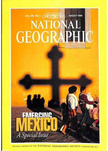 National Geographic, August 1996
