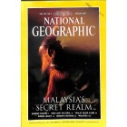 Cover Print of National Geographic Magazine, August 1997