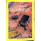 National Geographic, August 1998