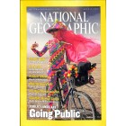 National Geographic, August 2001