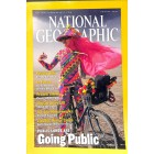 Cover Print of National Geographic Magazine, August 2001