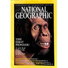 Cover Print of National Geographic Magazine, August 2002