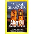 Cover Print of National Geographic Magazine, August 2005