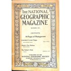 Cover Print of National Geographic Magazine, December 1915