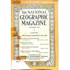 Cover Print of National Geographic Magazine, December 1924