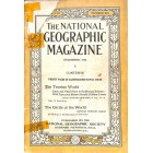 Cover Print of National Geographic Magazine, December 1925