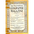 Cover Print of National Geographic Magazine, December 1927