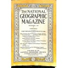 Cover Print of National Geographic Magazine, December 1930
