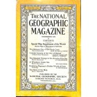 Cover Print of National Geographic Magazine, December 1932