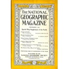 Cover Print of National Geographic Magazine, December 1936