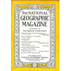 Cover Print of National Geographic Magazine, December 1937