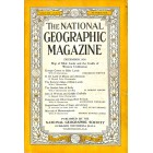 Cover Print of National Geographic Magazine, December 1938