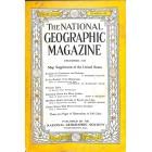 National Geographic Magazine, December 1940
