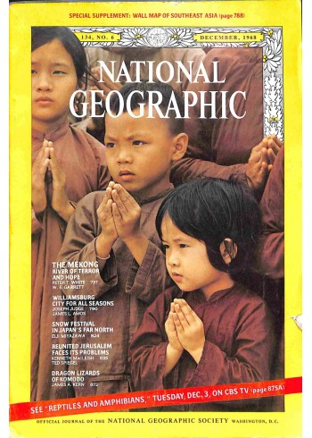 National Geographic, December 1968
