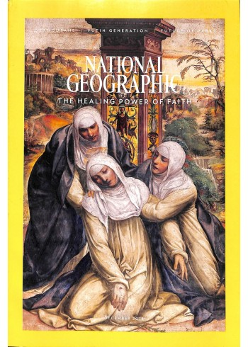 Cover Print of National Geographic Magazine, December 2016