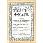 National Geographic Magazine, February 1918