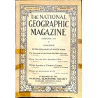 Cover Print of National Geographic Magazine, February 1920