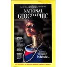 National Geographic Magazine, February 1986
