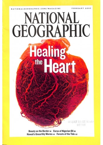 National Geographic Magazine, February 2007