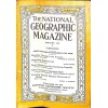 Cover Print of National Geographic Magazine, January 1931