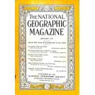 National Geographic Magazine, January 1937