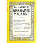 National Geographic, January 1951
