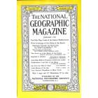 National Geographic Magazine, January 1959