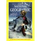 National Geographic Magazine, January 1989
