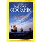 National Geographic Magazine, January 1992