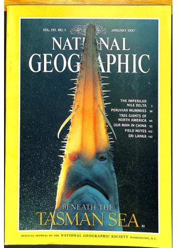 National Geographic, January 1997