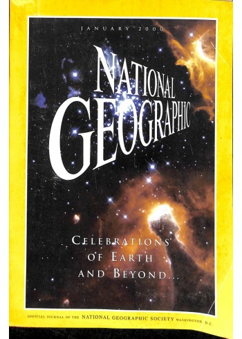 Cover Print of National Geographic Magazine, January 2000