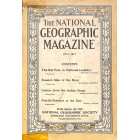 Cover Print of National Geographic Magazine, July 1917